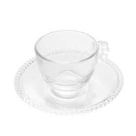 XICARA PARA CAFE COM PIRES PEARL 100ML